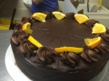Chocolate Bourbon Torte